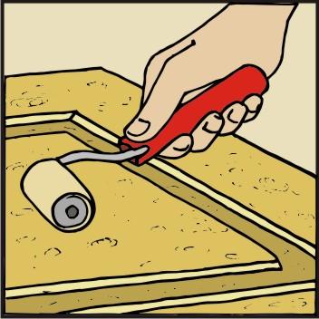 TOPDOM Barvanje lesenih vrat 04