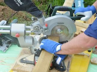 TOPDOM Gradnja vrtne hiske 06