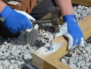 TOPDOM Gradnja vrtne hiske 08