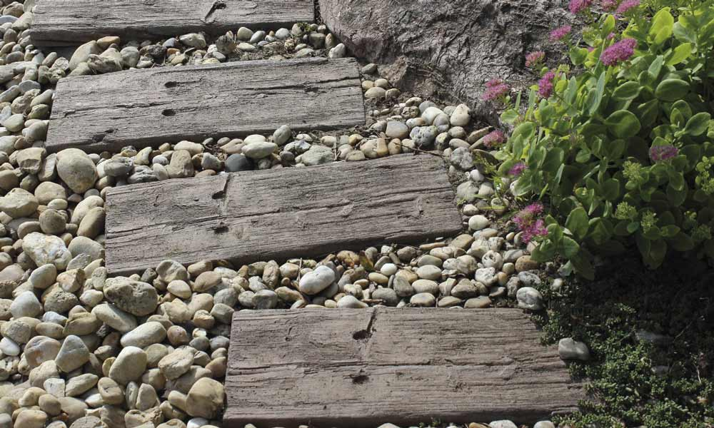Plošče Semmelrock Bradstone Log prag | TOPDOM