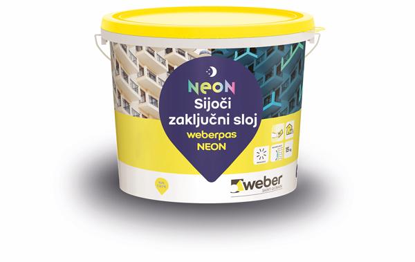 TOPDOM weberpas NEON